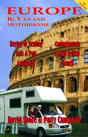 Camping Europe by Van and Motorhome